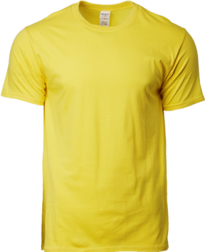 GILDAN COTTON ROUND NECK TEE